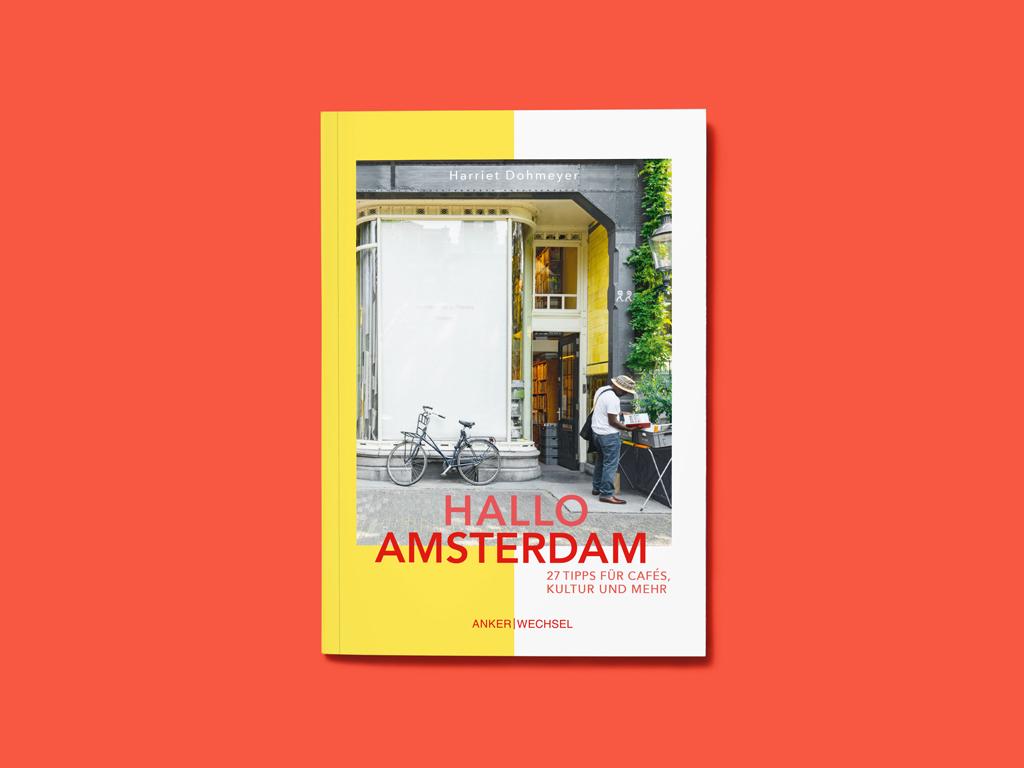 Buch Hallo Amsterdam