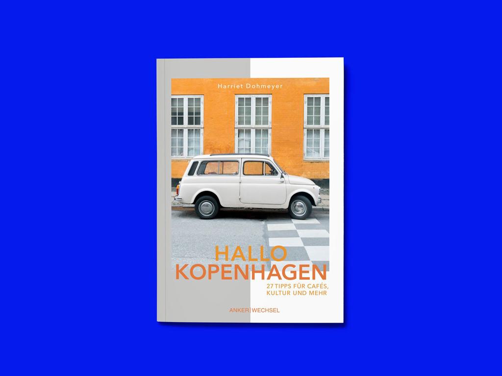 Buch Hallo Kopenhagen