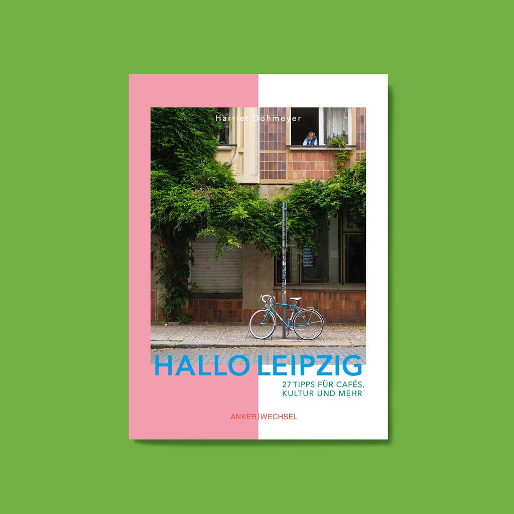 Buch Hallo Leipzig